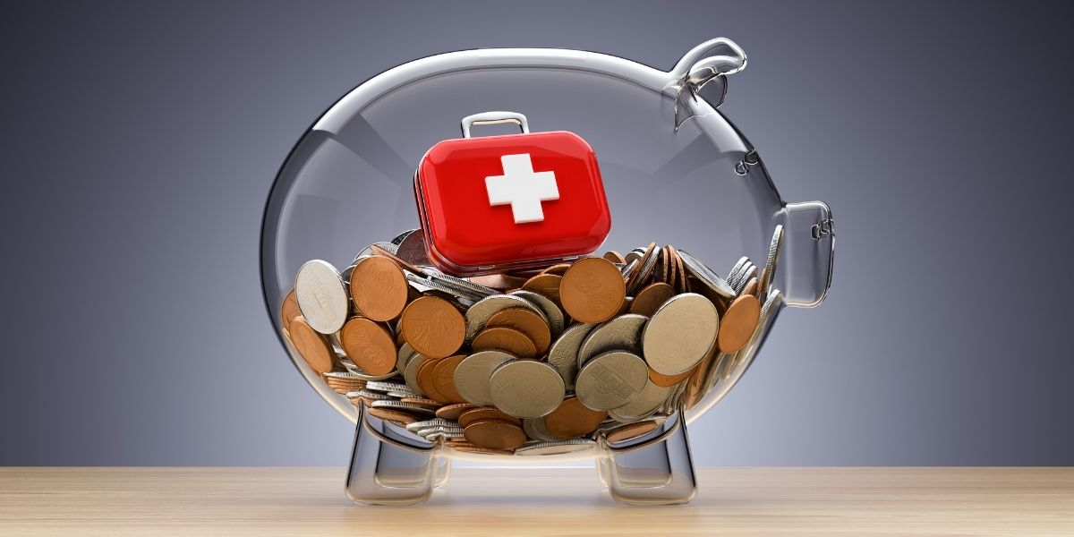 Saving on health insurance costs for non-profit.